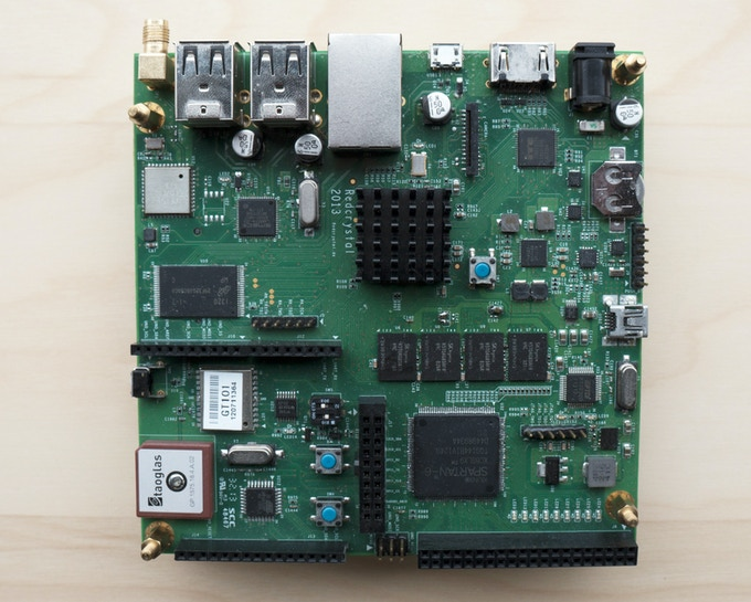 Full capture of prototype