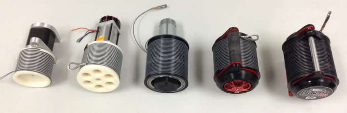myLIFTER prototypes.