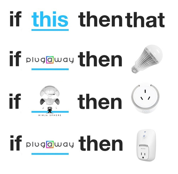 Plugaway: Your Smart Home on Your Smart Phone by John