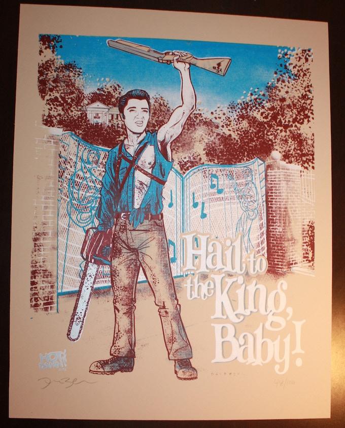 Pop A Lock Memphis >> Pop Culture Artwork - 11 New Hand-Made Screen Prints by ...