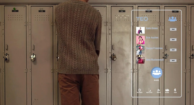 If you're away from school, give your buddy access to get you what you need from your locker.