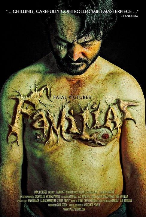 FAMILIAR (2012) Poster