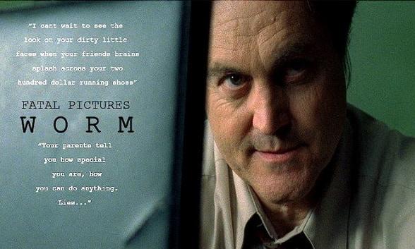 WORM (2010) teaser poster