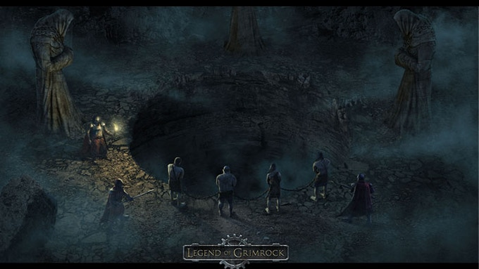 legend of grimrock the series by wayside creations kickstarter