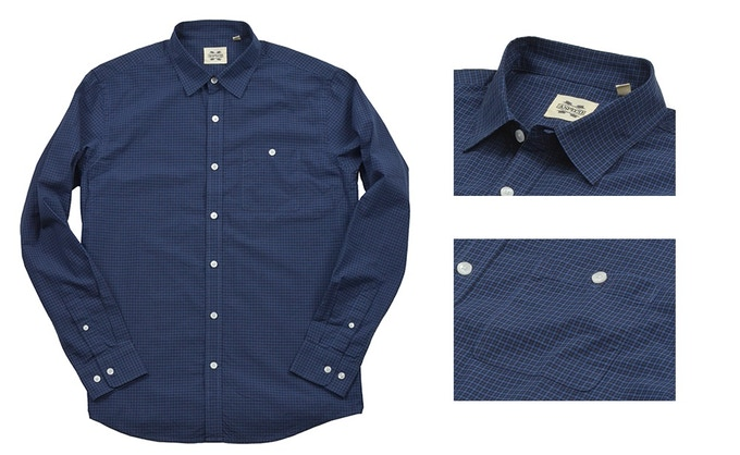 Premium Italian Plaid - Blue