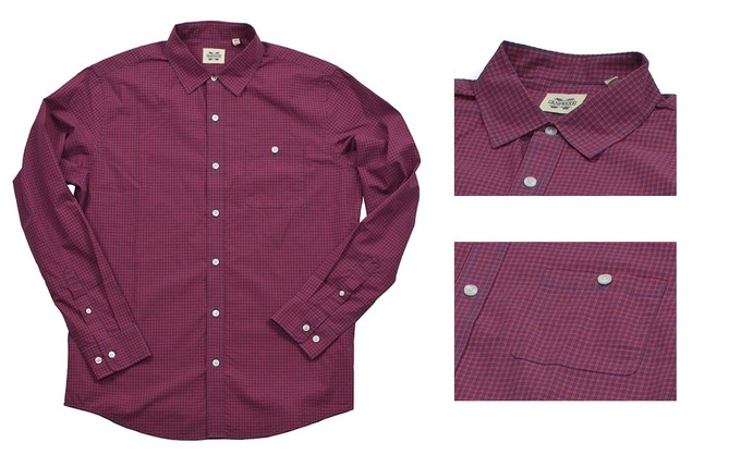 Premium Italian Plaid - Red