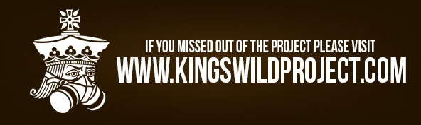 Click image to be directed to www.kingswildproject.com