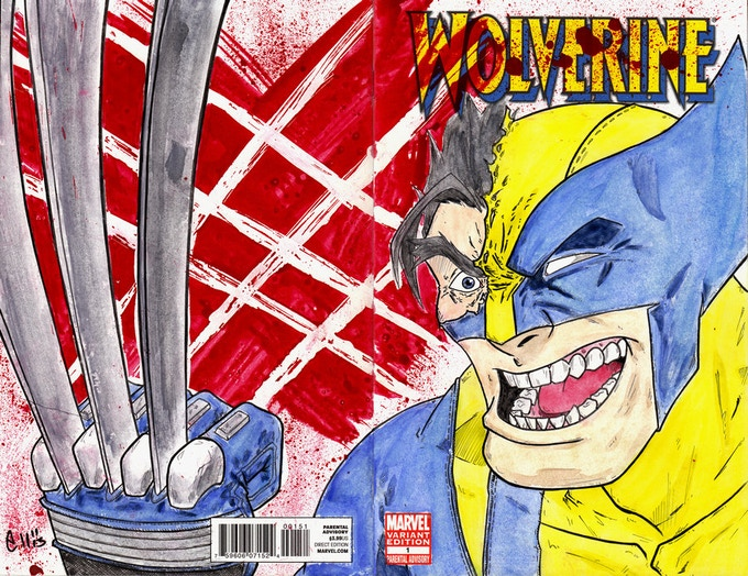 Sketch Cover Example