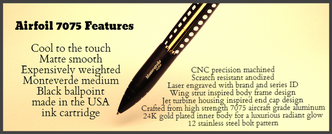 Features of the Airfoil 7075