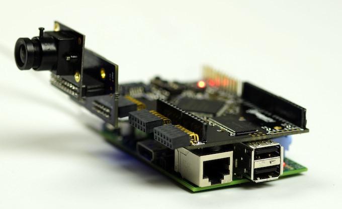 LOGi-Cam - LOGi-Pi/Raspberry Pi