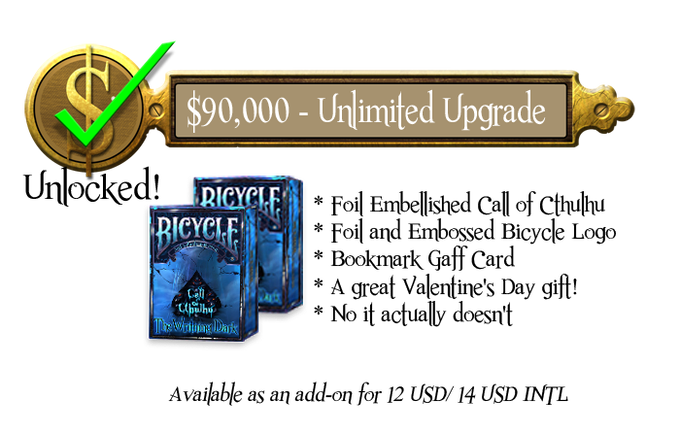 90k - Unlimited Tuck Upgrade - Unlocked