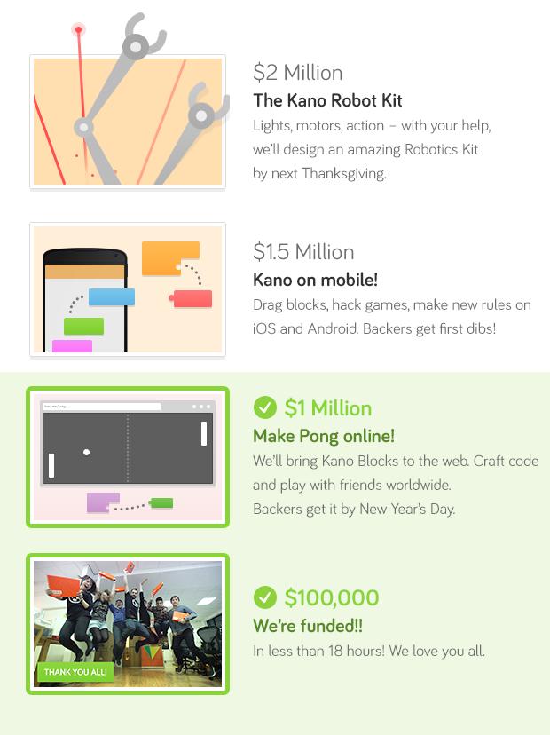 Kano A Computer Anyone Can Make By Kano Kickstarter