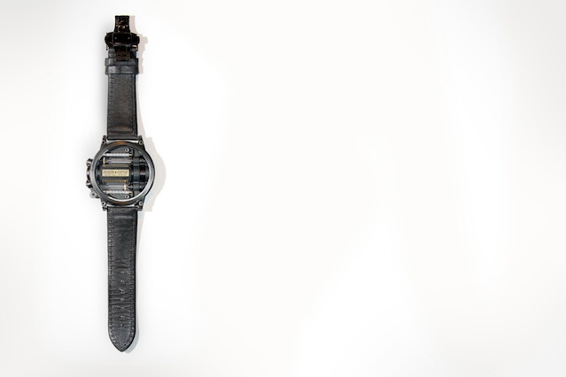 Division furtive dual linear wrist watches by division furtive final update kickstarter - Div checker tool ...
