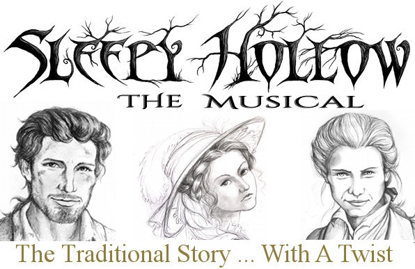 Sleepy Hollow, The Musical ~Heads Will Roll~ by Michelle