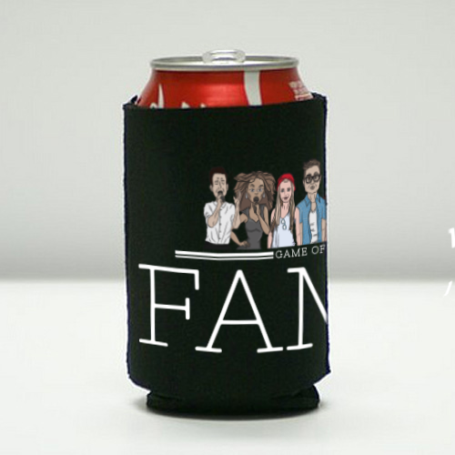 Game of Fame Coolie Cups