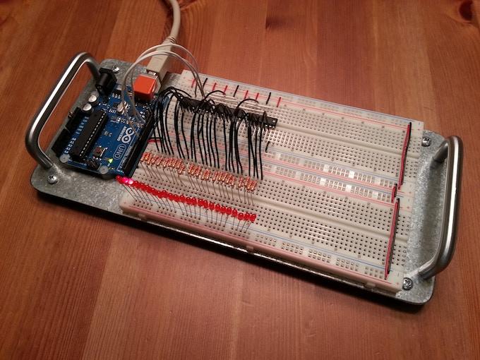 Arduino UNO + Breadboard Prototyping