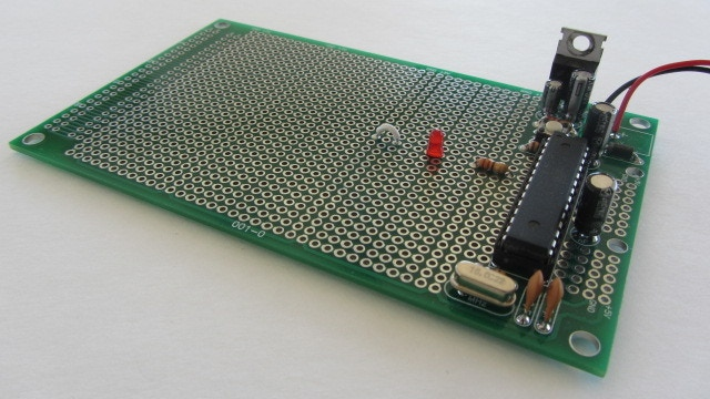 "3"" x 5"" Prototyping Board (Arduino-Compatible)"