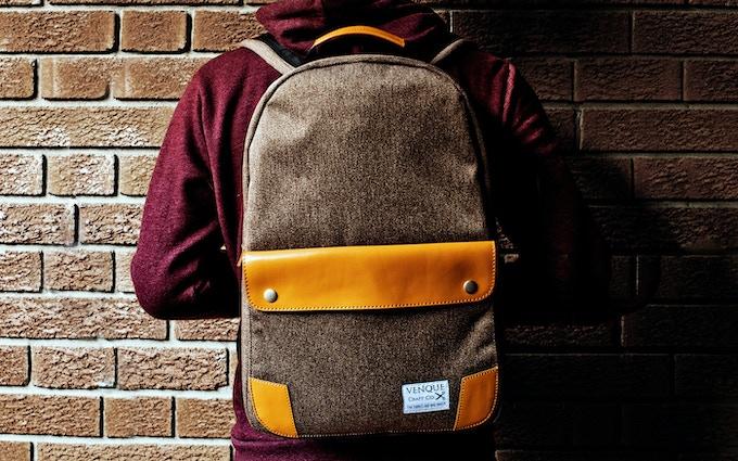 3f9223cc8363 VENQUE - Fine Bags Made with Innovative Fabrics by VENQUE — Kickstarter