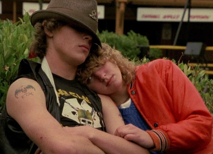 """I consider myself a playboy - A playboy is what I consider myself."" Shadow, Seattle, 1983"