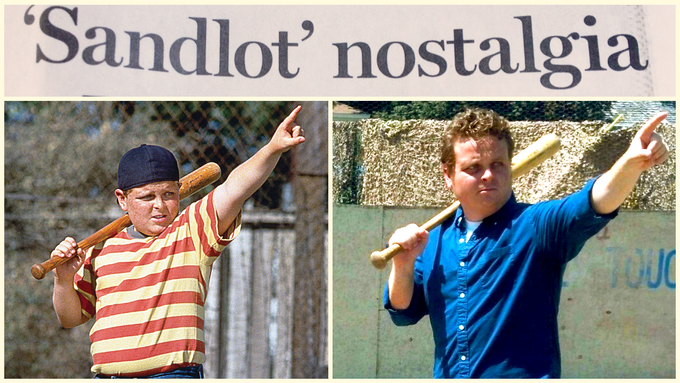 Patrick Renna in 'The Sandlot'