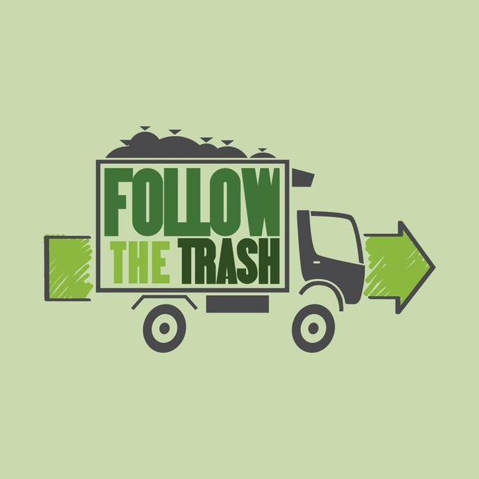 Follow The Trash