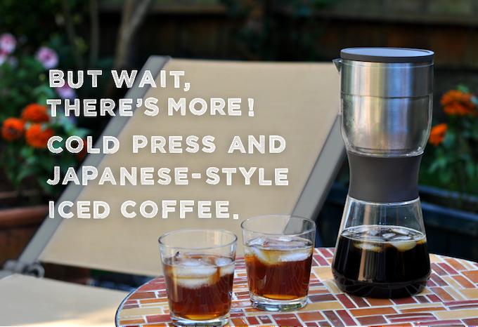 Duo Coffee Steeper by Fellow Kickstarter