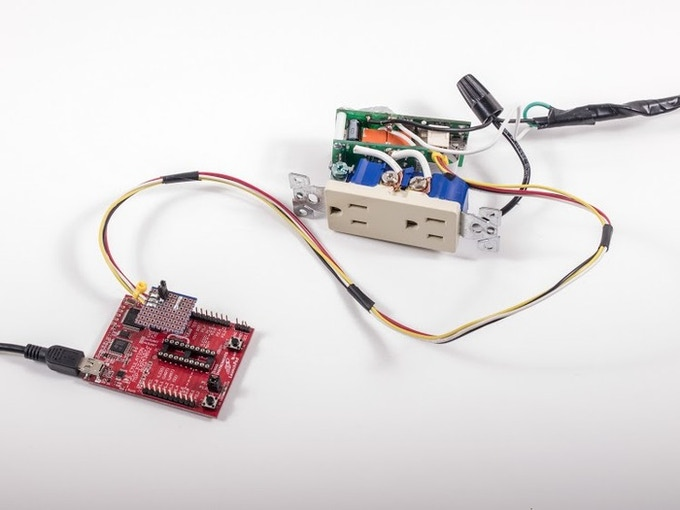 TI's Developer Kit used with Curuba