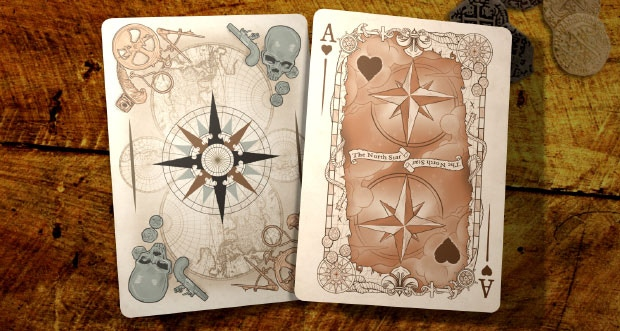 Ace of Hearts - The North Star - Click for High Resolution Image