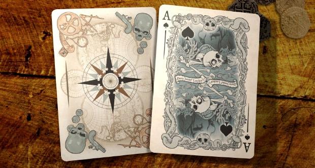 Ace of Spades - Davy Jones' Locker - Click for High Resolution Image