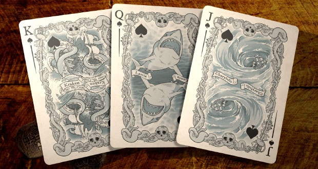 Spades Court Spread - Click for High Resolution Images
