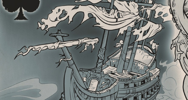 Flying Dutchman Detail - Click for High Resolution Image