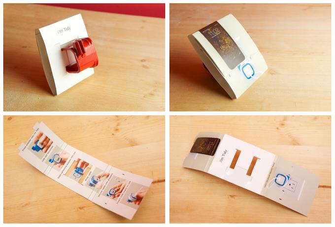 Prototype Kickstarter packaging