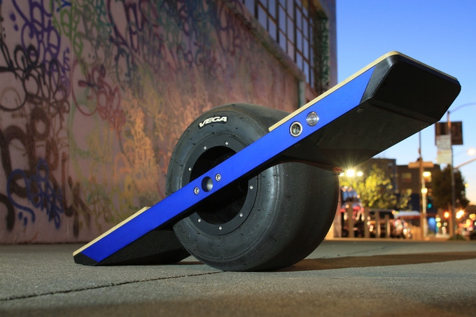 A Digital Vehicle The Ride Experience Of Onewheel