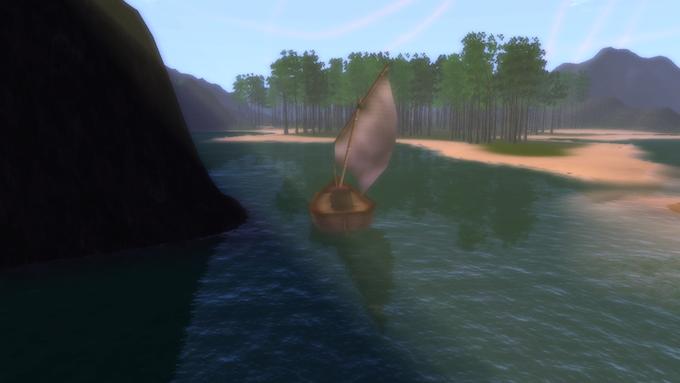Boat Sailing Prototype