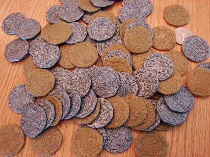 AOE3 coins