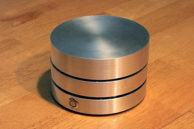 Spin Case + Storage Module + Power Module
