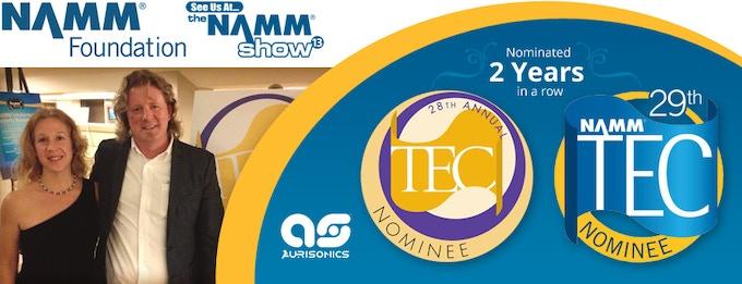 TEC Award Nominations