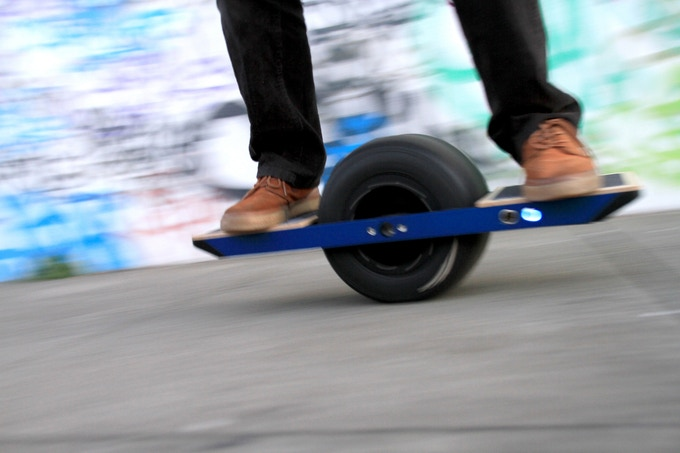 Onewheel :: The Self-Balancing Electric Skateboard by Future
