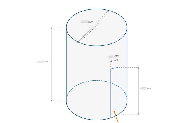 3D representation for manufacturer