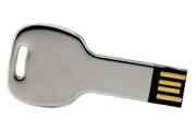 You could attach this USB drive shaped like a key to the Lazy Keys. (Optional)