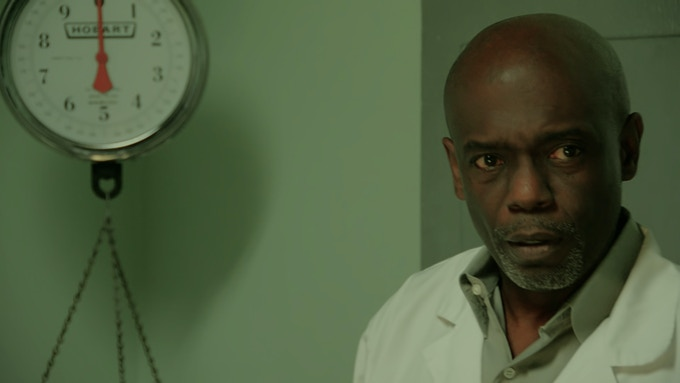Carl Gilliard as Doctor Warner
