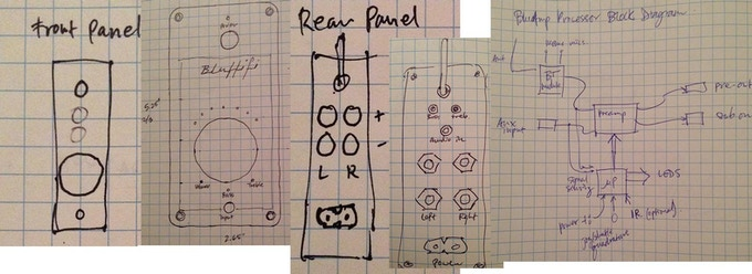 Early amplifier design ideas