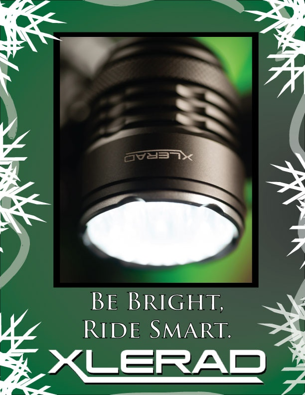 Give a Xlerad lighting system to a special someone for Xmas!