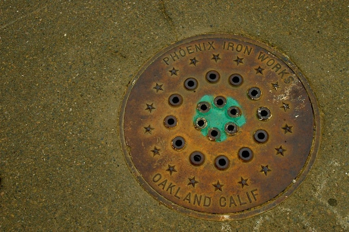 Dim mystical voices shall waft up from the sewer grates and manhole covers beckoning you down into the earth, much as the sirens called Ulysses to his doom. (Photo: Noahness)