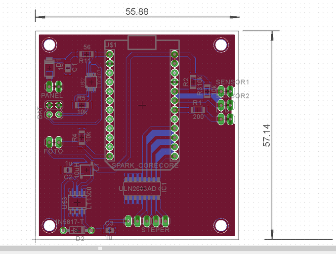 Our new circuit design