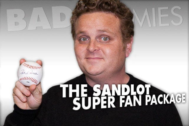 The Sandlot Super Fan Package!
