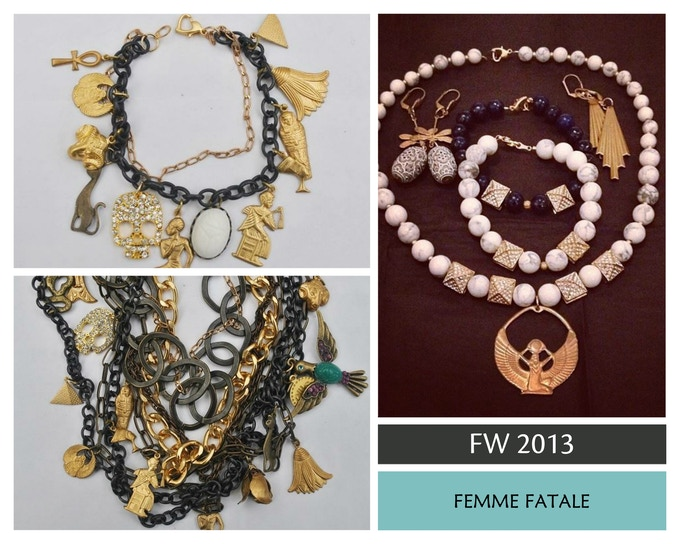 FW2013 Femme Fatale Collection