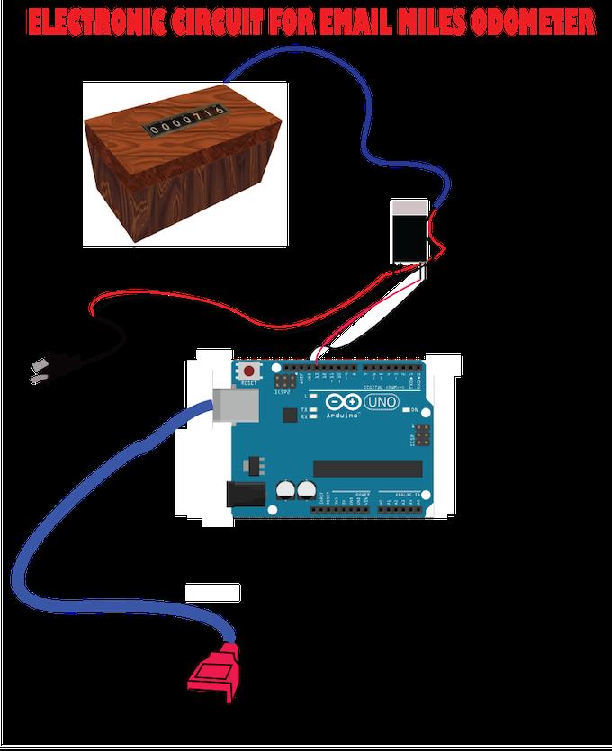 Email Miles Circuit Diagram