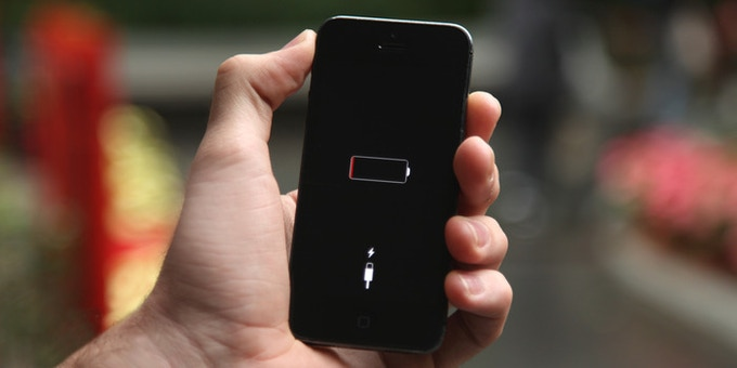 We all use our smartphones constantly and running out of power between the workplace and home is an occurrence that is all too familiar: whether we forget to charge it, left the charger behind, or we've used it more than we realized.