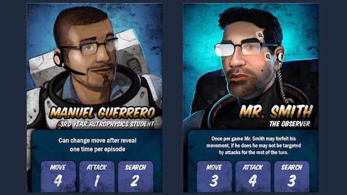 Character Card Samples